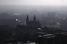 Vilnius rūke: Rapolo bažnyčia