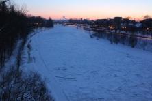 Naktinė upė