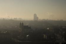 Vilnius rūke: Pylimo ir Jokūbo bažnyčia