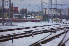 Traukinių takai