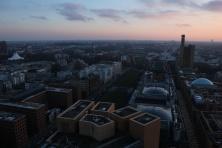 Berlyno panorama